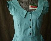 Dress / 1930s Dress / Peter Pan Collar Dress / Summer Dresses for Women / Retro Dress / Cute dresses / Vintage Dress / 1930's Dress / Pretty