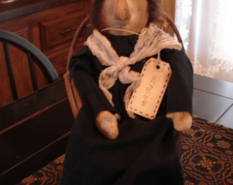 Hepsebah Witch Doll