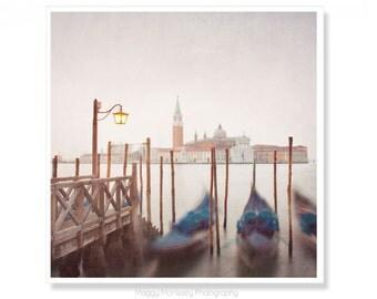 Sunrise in Venice Italy, Cityscape Art, Venice Art Print, Home Decor, Wall Art, Romantic Wall Decor, Fine Art Photography