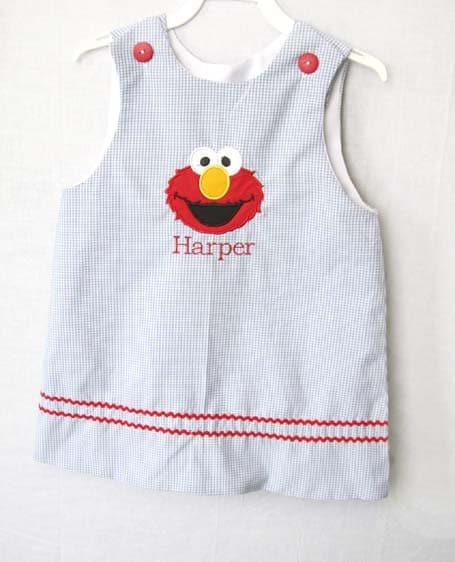 Baby Girl Clothes Elmo Birthday Outfit Girl Elmo Birthday
