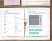 5-Page Printable Craft Show Planner
