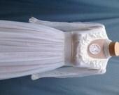 Vintage GUNNE SAX by Jessica - Prairie - Boho - Festival - Wedding - Lace - DRESS