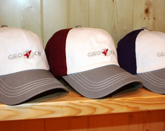 "SALE!  Tri-Color ""Geo-Cap"""