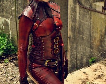 Red Mord'Sith Costume