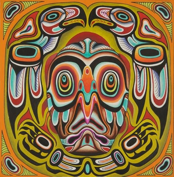 zebra psychedelia wall art - photo #24