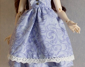 Sweet purple dress for Minifee