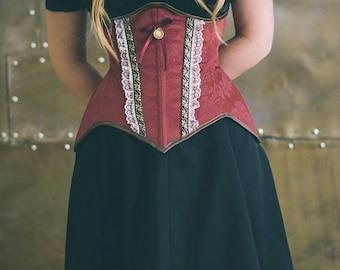Underbust corset waist training - Real corset - Model 01