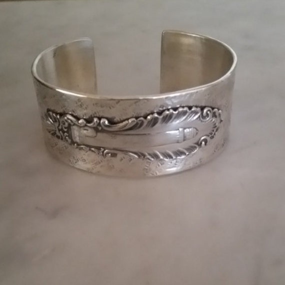 Sterling Lighthouse Cuff