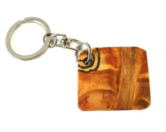 Neat Square Key Chain