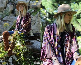 Boho Kimono Cardigan blouse