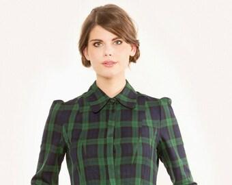E.L.E.N.A shirt dress