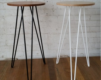 Hairpin Leg Side table