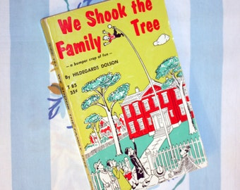 We Shook The Family Tree, 1962 Scholastic Book