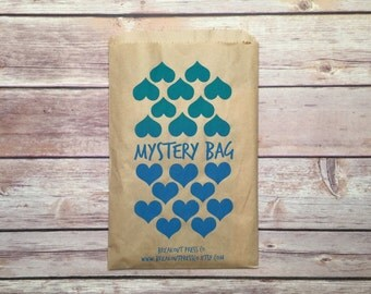 Mystery Bag of Cards, 5 Cards, Surprise Bag,