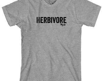 Herbivore Shirt, healthy eating, farmacy, plants - ID: 1171