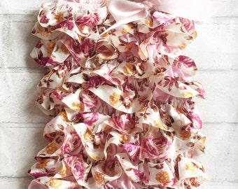 Gorgeous Floral Romper