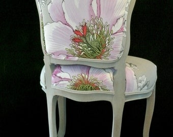 French Vanity Chair