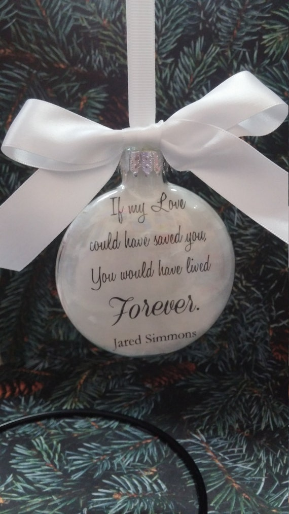 Beautiful Christmas Ornaments For Lost Loved Ones Part - 12: Like This Item?