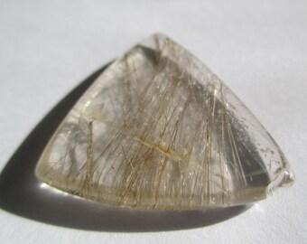 Huge Rutilated quartz 19.73