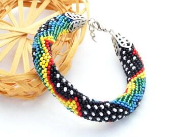 Mother gift\for\stepmom relationship gift Women bracelet jewelry\for\sister bangle bracelet fall color jewelry healing bracelet fun bracelet