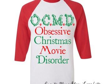 Obsessive Christmas Disorder. OCD.