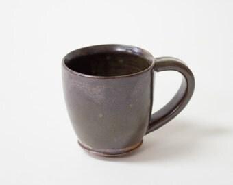 Tomato Red Ceramic Mug