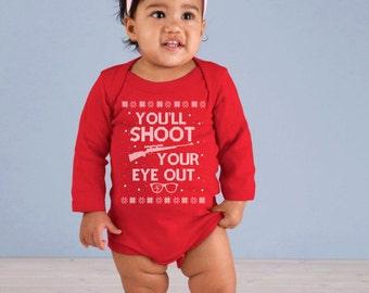 Christmas onesie | Etsy