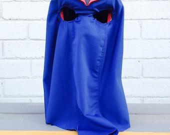 Blue Cobra Commander Hood
