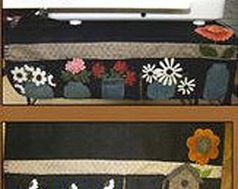 Pattern: Sewing Machine Mat by Primitive Gatherings