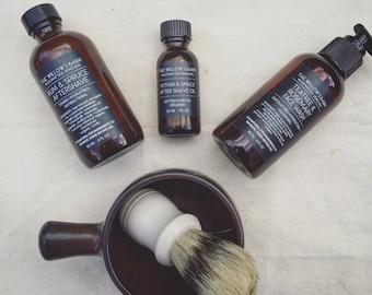 Men's Facial Care & Shaving Kit
