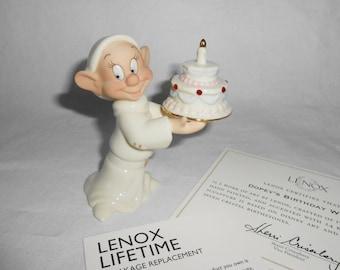 Lenox Dopey's Birthday Wish, July