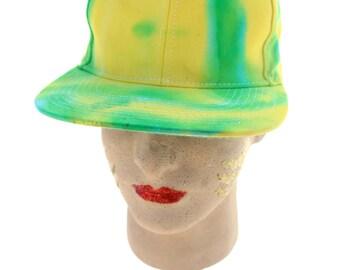 Tie Dye Green Bay Packers Snap Back Hat