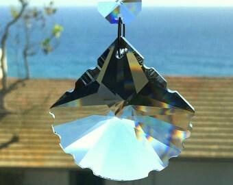 Shell Shape Crystal Sun Catcher/Suncatcher and Rainbow Maker