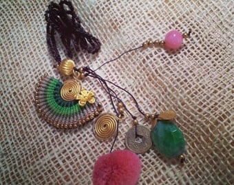 Necklace style fantasy