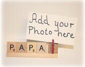 Papa Gift, Grandpa Photo, Grandpa Frame, Fathers Day Photo, Dad Gift, Grandpa Gift, Gramps, Pop Pop Gift, Pop Pop Present, Gramps Gift, Papi