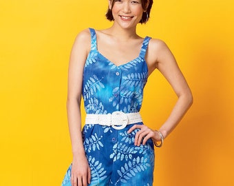 Clearance!!! McCalls M6969 Misses Rompers and Jumpsuits. Size Lg-Xxl. Pattern is new and uncut.
