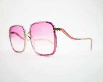 70s Vintage Sunglasses   Retro 1970s Oversized Sunglasses   NOS Vintage Eyeglasses - Fall