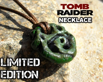 Lara Croft's Necklace Tomb Raider 2013  Rise of the Tomb Raider (limited edition)