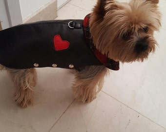 Small coat 'Heart'