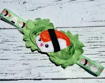 Sushi Headband