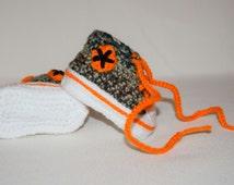 Crochet Converse Tennis Shoes