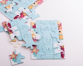 Will you be my Flower Girl Puzzle, Flower Girl Proposal, Ask Flower Girl, Flower Girl  Invitation, Puzzle Invitation, Jigsaw Puzzle