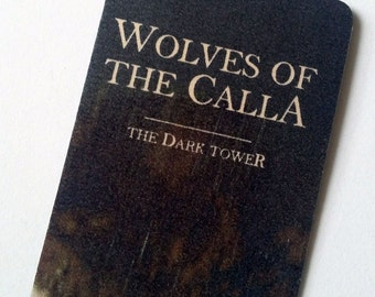 Stephen King's Dark Tower bookmark: Wolves of the Calla (Book 5)