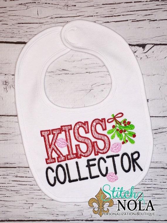 Kiss Collector Bib