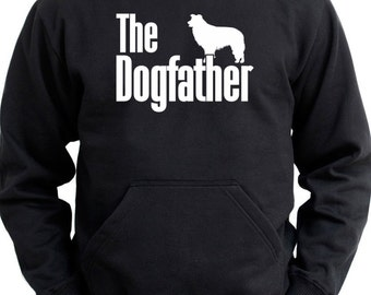 The dogfather Welsh Sheepdog Hoodie