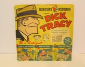 Dick Tracy Record Set (Mercury Records, 1947)