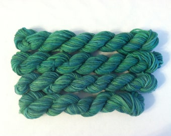 Cloud - MEAN GREEN - Bulky Weight Yarn - Wool
