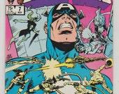 Reserved for Dennis: Marvel Super Heroes Secret Wars, Vol 1, 7, Copper Age Comic Book. VF/NM. November 1984. Marvel Comics