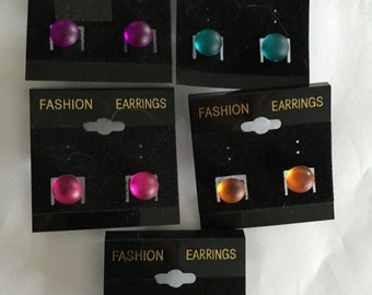 SALE!! Pretty Earrings Lot #2!