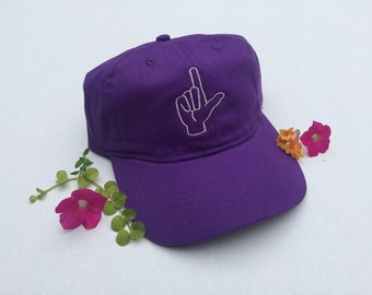 LOSER EMBROIDERED HAT